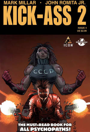 Kick-Ass 2 #4 Download PDF