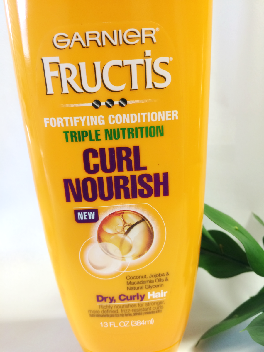 Garnier Fructis Leave In Conditioner Review Natural Hair