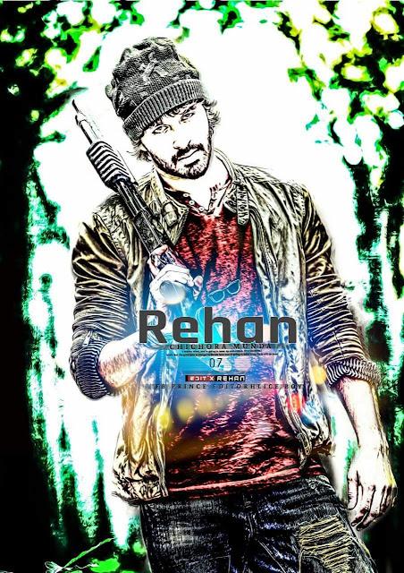 Rehan name images dp