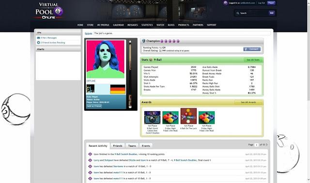 Virtual Pool 4 Download Photo