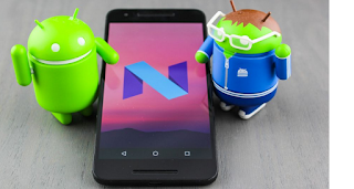 HP Android Nougat