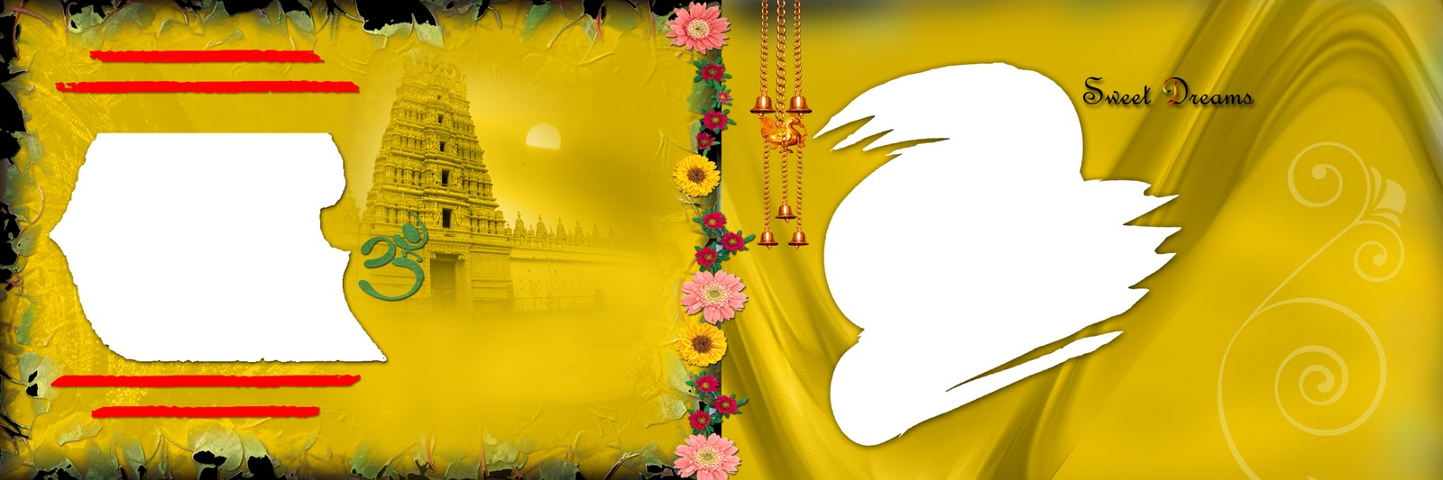 Studio Backgrounds Indian Movie Mixing Frames