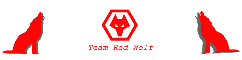 Team Red Wolf auf Tour