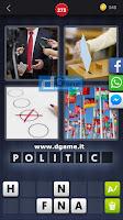 4 Immagini 1 Parola soluzione livello 273