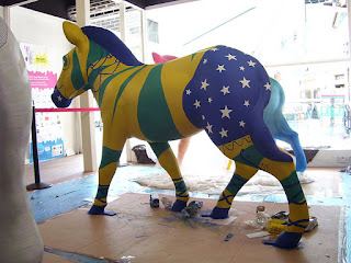 Rio WIP art southampton