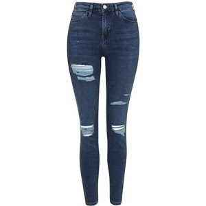 Moto super rip Jamie jeans, $80 from Topshop