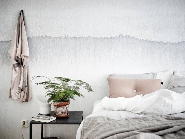 watercolour effect wallpaper