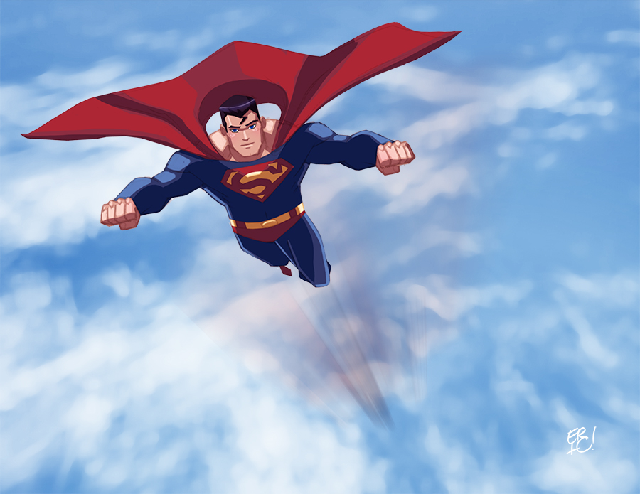 Fashion And Action: Up, Up And Away! - A Superman Sunday ...