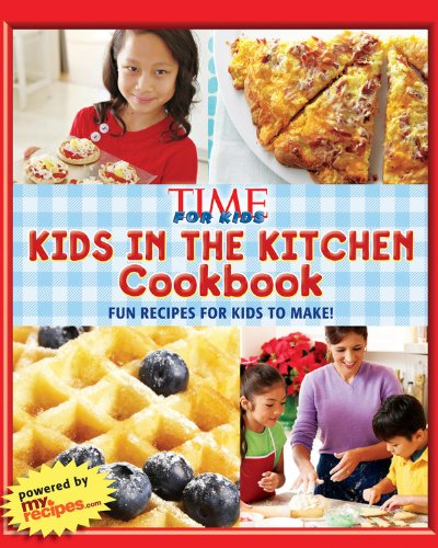 The Kitchen Cookbook: Booking Mama: Kid Konnection: Kids In The Kitchen Cookbook