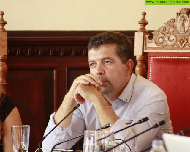 Juanjo Cabrera denuncia el retraso en el presupuesto 2018