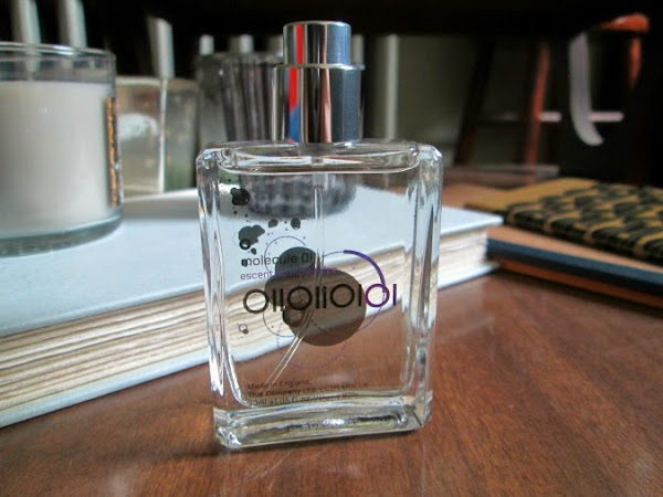 My New Fall / Winter Fragrance