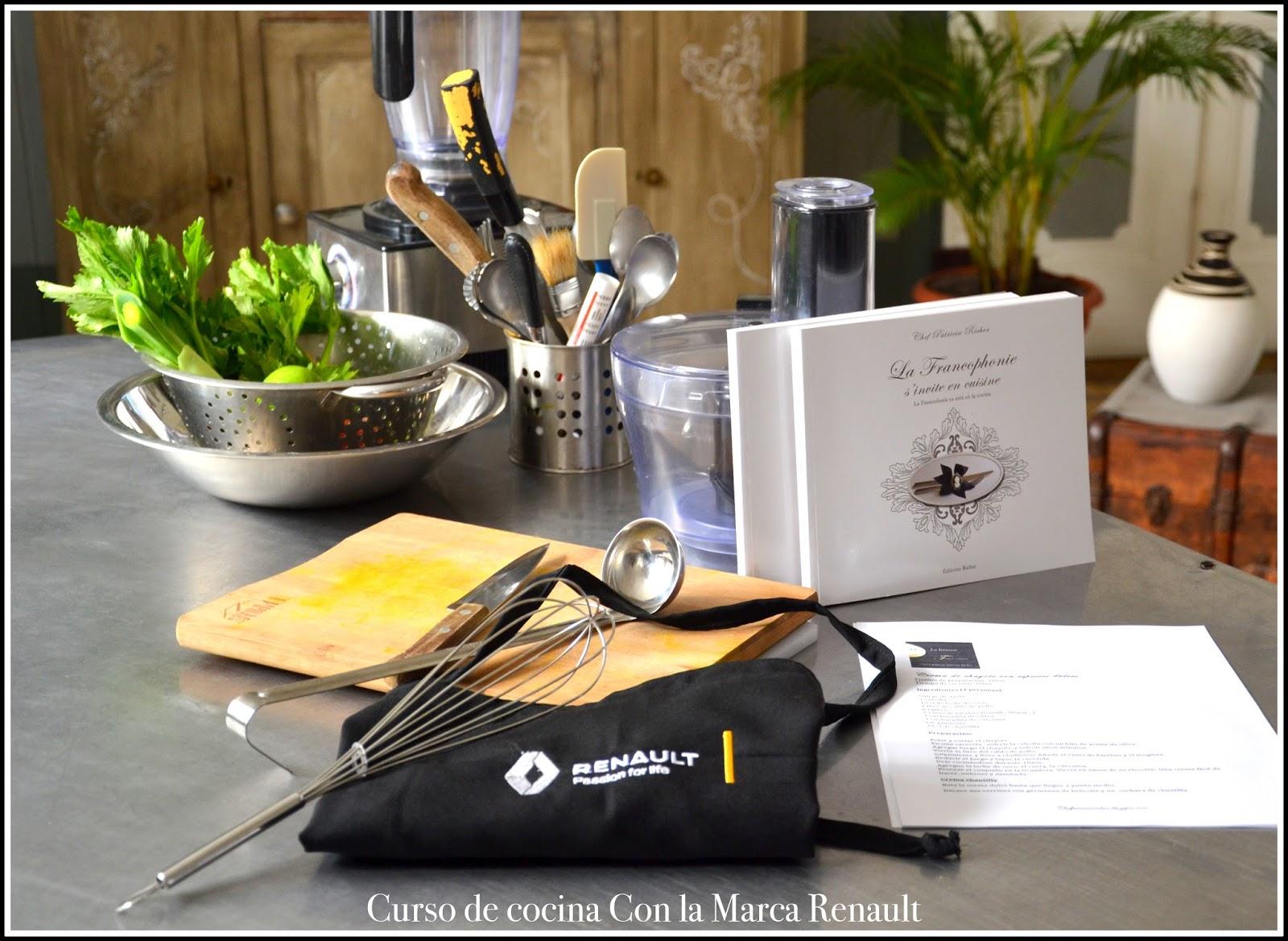 La terrasse french cuisine curso de cocina con la marca - Curso de cocina francesa ...