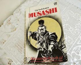 Musashi Buku Ketujuh Terbitan Tahun 1985