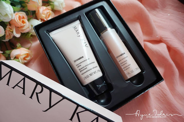 Kebaikan Mary Kay TimeWise MicroDermabrasion Plus Set | Review