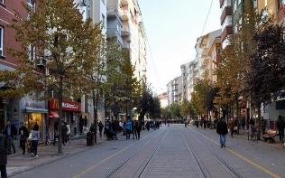 Eskişehir Doktorlar Caddesi