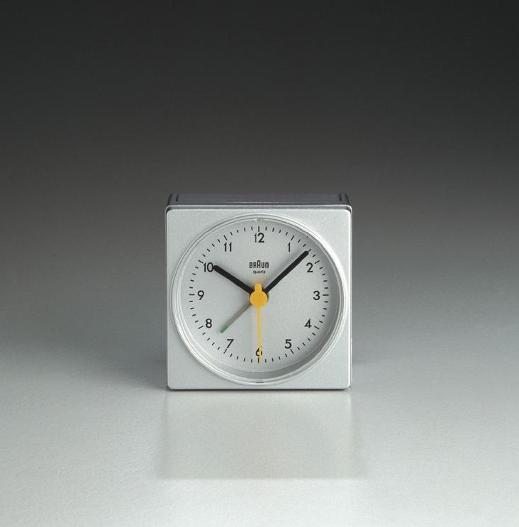 ultra modern alarm clock - photo #10