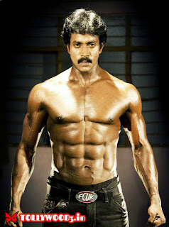 Sunil six pack body