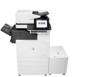 HP Color LaserJet Managed MFP E87640-E87660 Télécharger Pilote