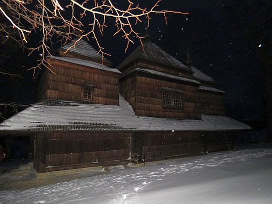 Cerkiew pw. Michała Archanioła w Smolnik.