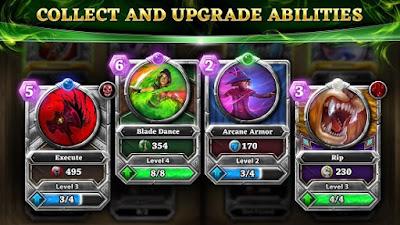 Download OZ Broken Kingdom v1.4 MOD Apk (No Skill Cooldown & More) Screenshot 3