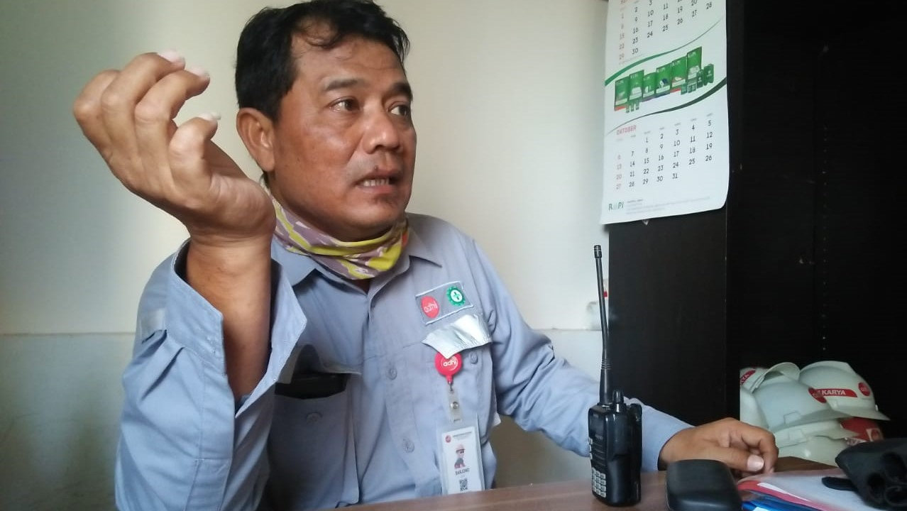 Koordinator K3 Adhi Karya Imbau Mahasiswa Patuhi Rambu Rambu Keselamatan Saat Kuliah Ideapers