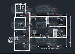 download-autocad-cad-dwg-file-house-protect-enclose