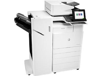 Image HP LaserJet MFP E77825 Printer Driver