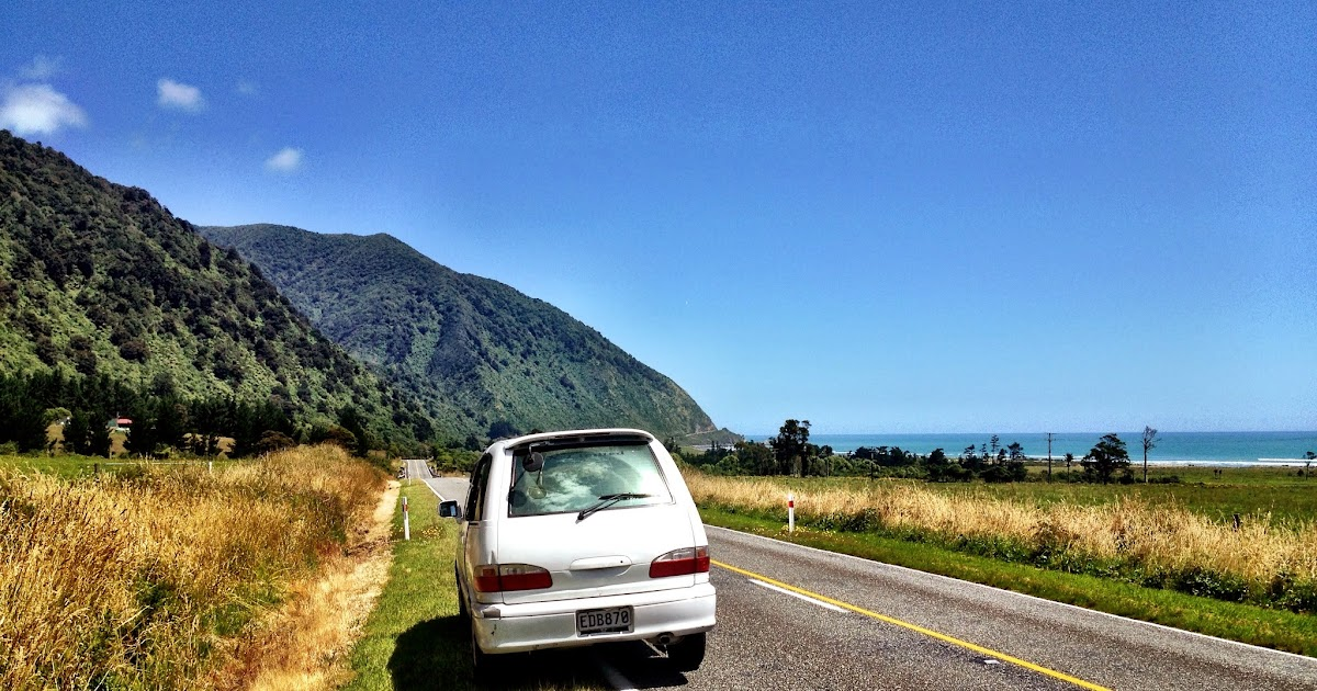 My Incredible New Zealand Campervan Route