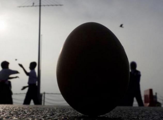 Gerhana Bukan Masa Untuk Bermain Telur dan Bersuka Ria