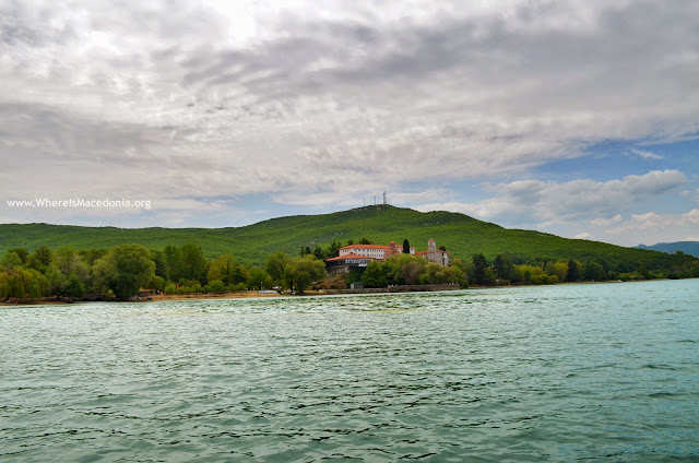 Ohrid Lake, Macedonia - Sv. Naum (Св. Наум), Ohrid, Macedonia - Monastery on Ohrid Lake