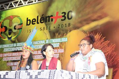 Congresso internacional de etnobiologia divulga Declaração de Belém + 30, que valoriza povos indígenas e comunidades tradicionais