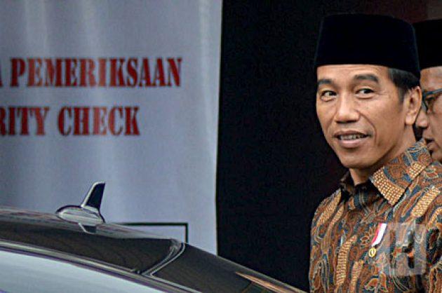 Elektabilitas Jokowi bisa Anjlok Jika Batal Bebaskan Ustadz ABB