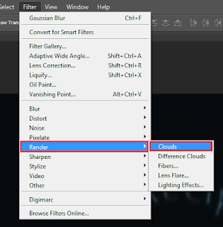 Cara membuat warna silver di photoshop
