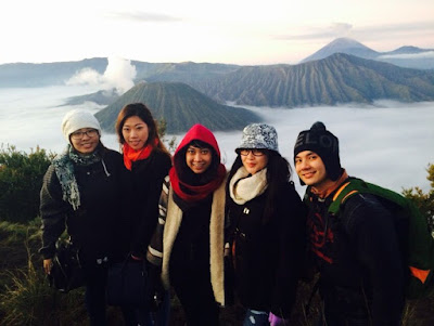 Bromo Tour Package Songa Rafting Pekalen