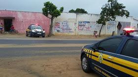 PRF realizou operação festa junina em Cuité, Nova Floresta e Barra de Santa Rosa
