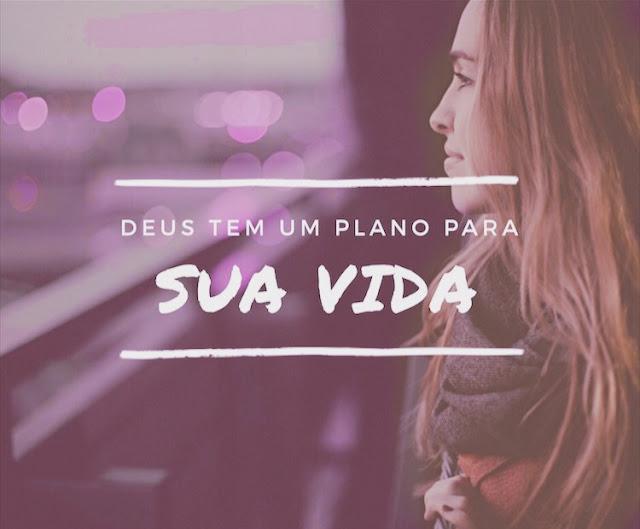 Deus tem um plano para sua vida, dança cristã, Milene Oliveira, garota olhando para o nada,