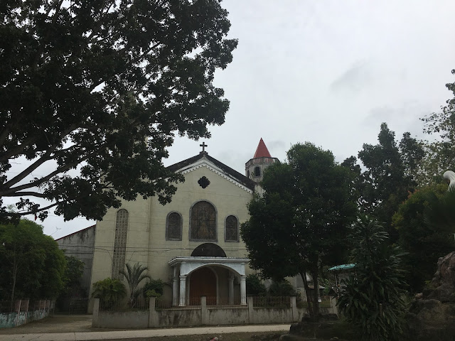 Our Lady of Sorrows Parish - Ronda, Cebu