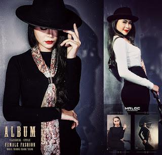 Cô Gái Thời Trang phong cách thập niên | Style Fashion
