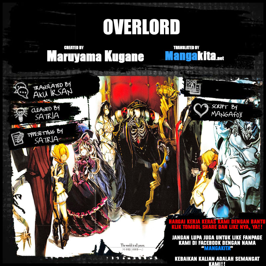 Overlord Chapter  3