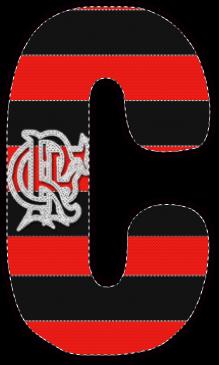 Professora Michelle Alfabeto Do Flamengo