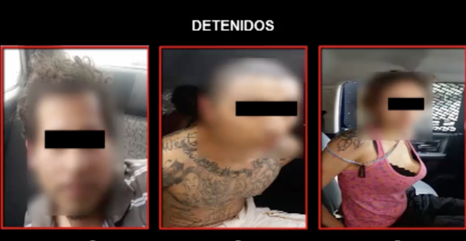 #Video Mujer escapa de secuestradores y los detienen en Iztapalapa