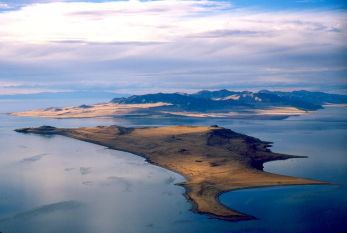 Glad You Asked How many islands are in Great Salt Lake – Utah
