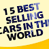 SPONSORED: 15 Best Selling Cars in the World [Infographic]