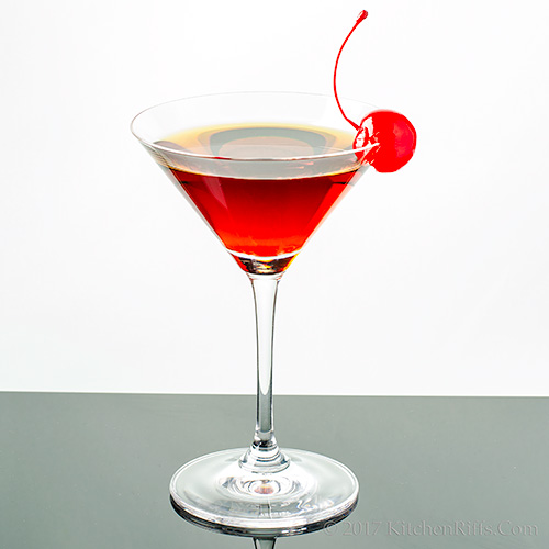 The Fanciulli Cocktail