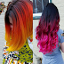 Astonishing vibrant hair colors by Kasey O'Hara, Maryland, USA!