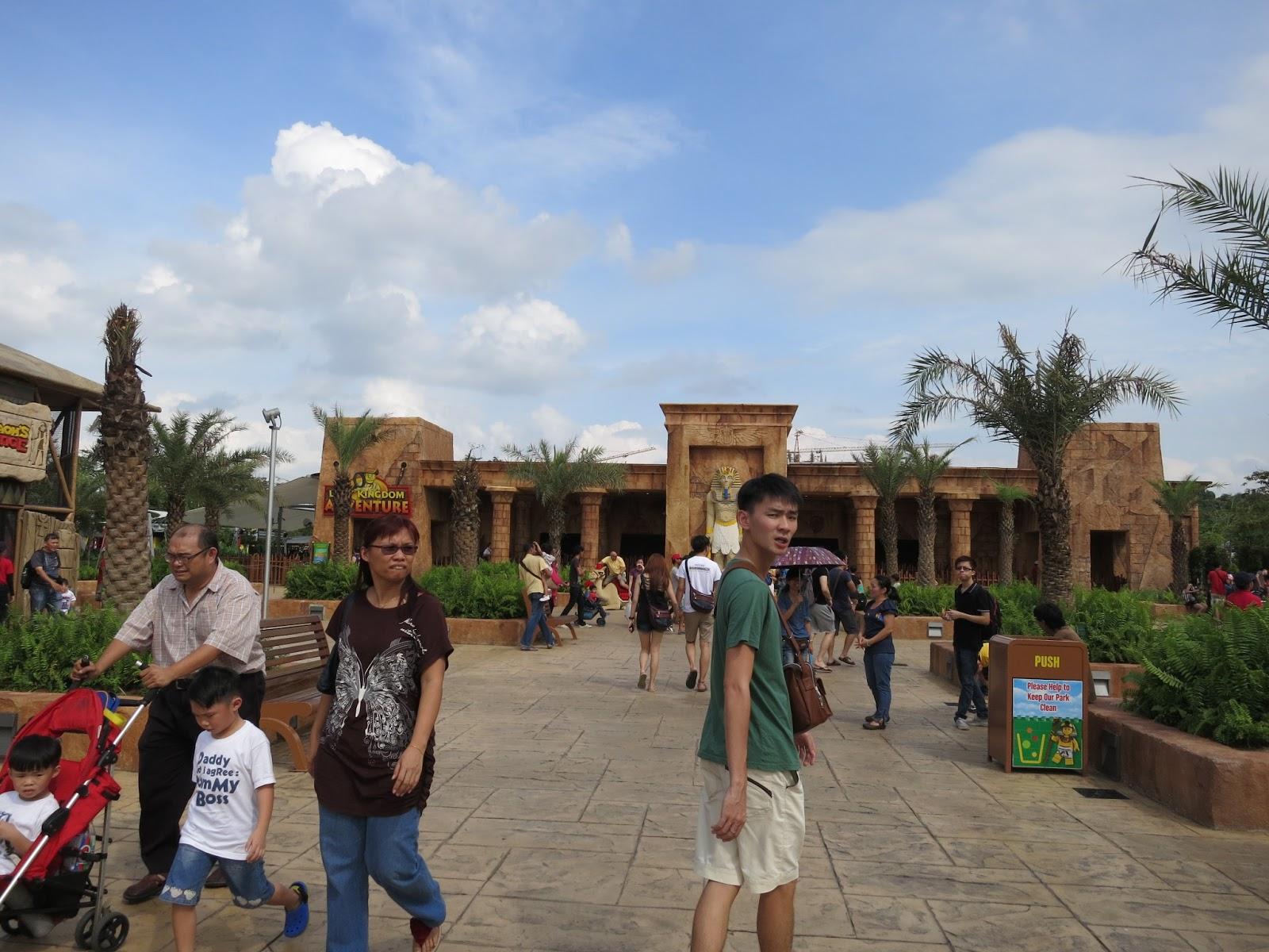 PEPPERMINTER: Travelogue: Legoland and KSL Hotel & Resort ...