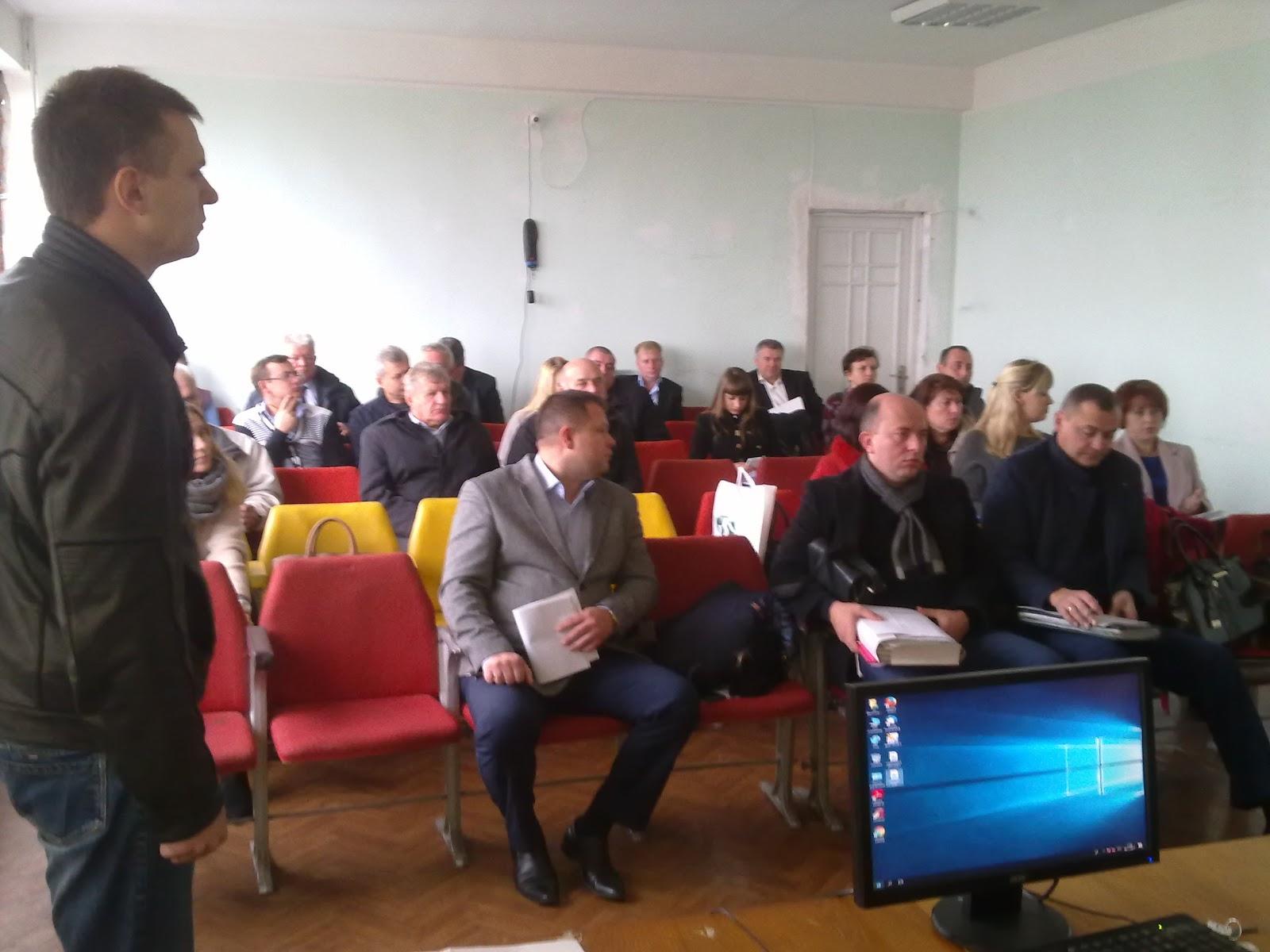 У Головному управлінні Держгеокадастру у Миколаївській області обговорили проблеми зрошуваних земель