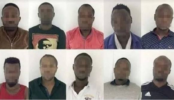Must Read:Eight Nigerians sentenced to death in UAE for robbery (Photo)