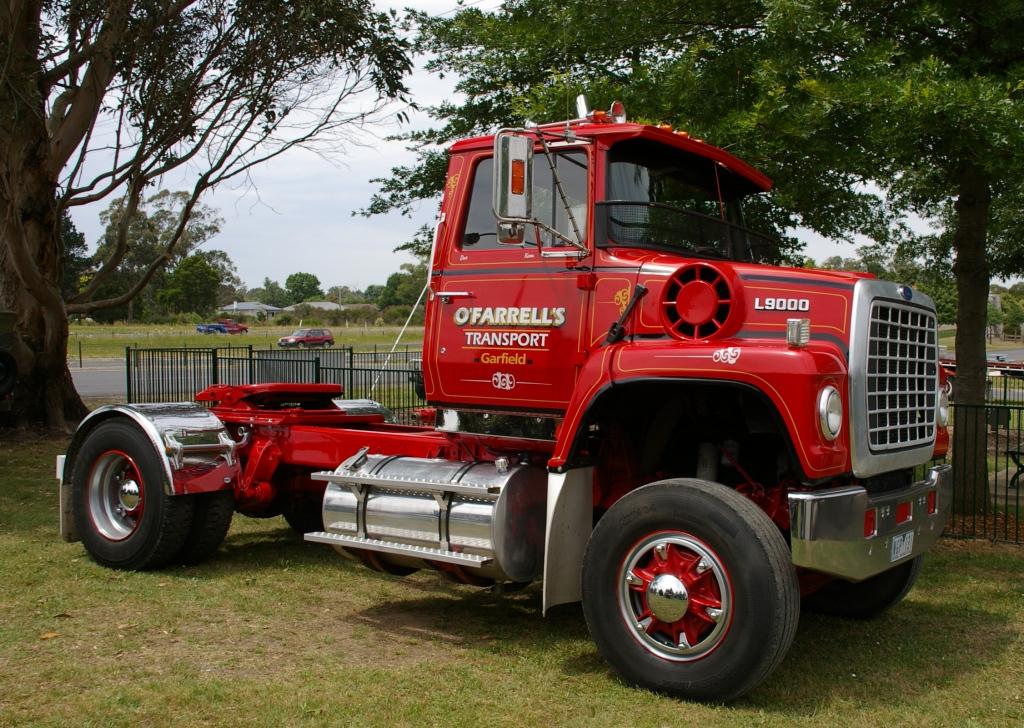 Historic Trucks Trafalgar Truck Restorers Club Christmas