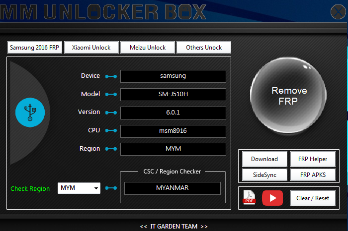 MM UNlocker Box Full Crack Tool Free Download ~ All Mobile Flash